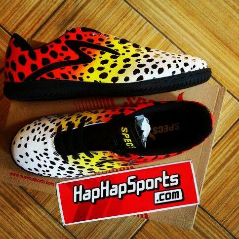 Sepatu Futsal Specs Original Specs El Cheeta In Sepatu