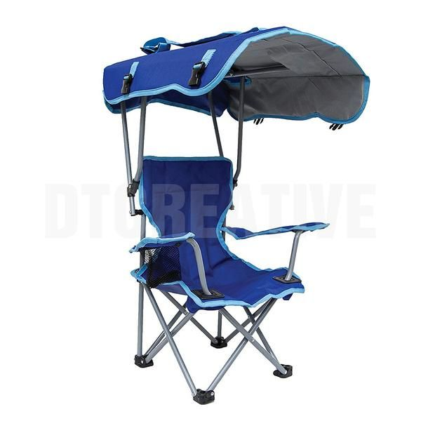 Amenitee All Weather Folding Outdoor Chair Kids Canopy Best