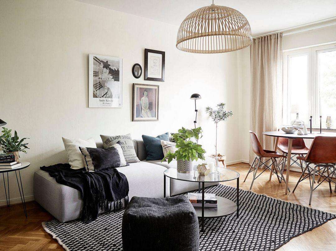 petit espace avec du bleu en 2019 petits espaces deco. Black Bedroom Furniture Sets. Home Design Ideas