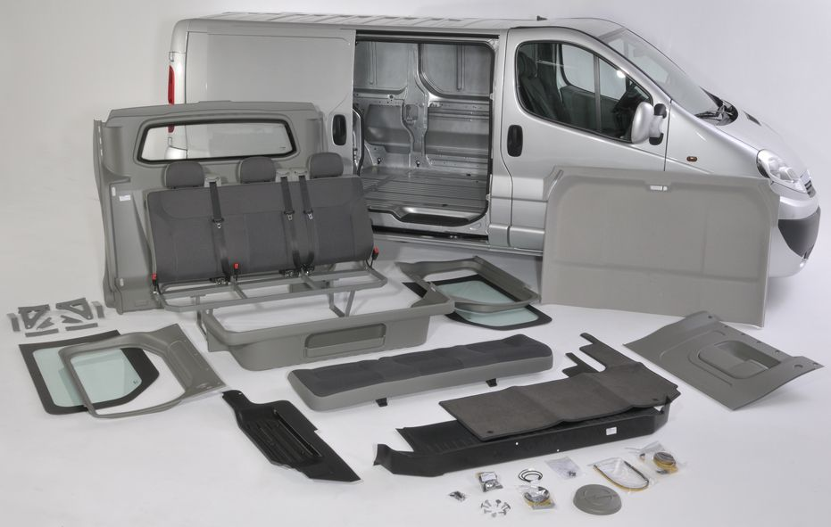 Snoeks Introduces Double Cab Conversion For Ford Transit Custom Transit Custom Ford Transit Cab