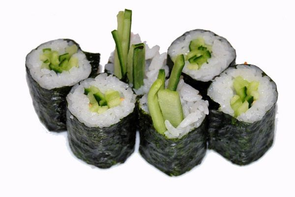 Kappa maki-Best sushi