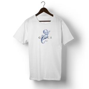 7af7750b Casper-Gucci Parody T-Shirt | clothes | Shirts, Mens tops, T shirt