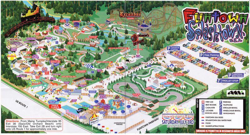 Funtown Fun Map Design Drawings Sketches Pinterest Drawing - Fun map of the us