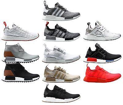 4531a1a764183 Details about adidas Originals NMD R1 R2 XR1 C1 C2 CS1 CS2 Herren Schuhe  Men Sneaker in 2019