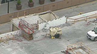 Parking Garage Collapse Kills 1 in Maryland