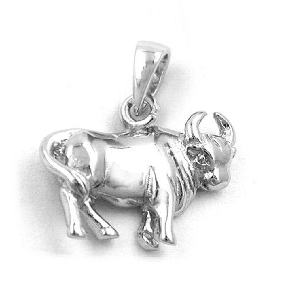 Pendant zodiac sign taurus silver products pinterest