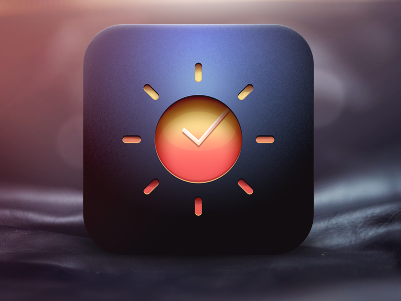 Brand New Day Ios icon, Icon design, Mobile app icon