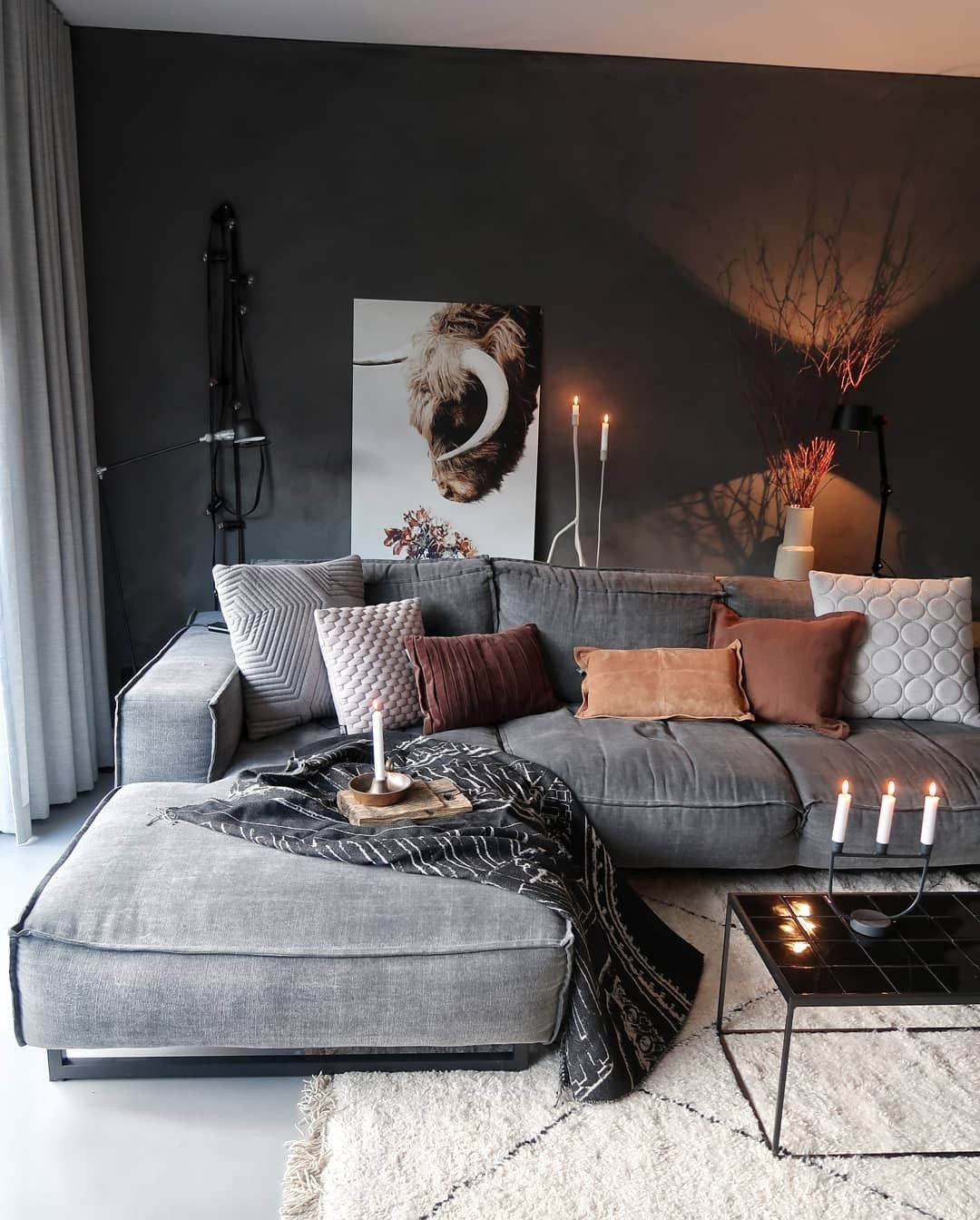 16 Interior Design Ideas And Creative Ways To Maximize: Find The Perfect Lighting For Your Brand New Living Room