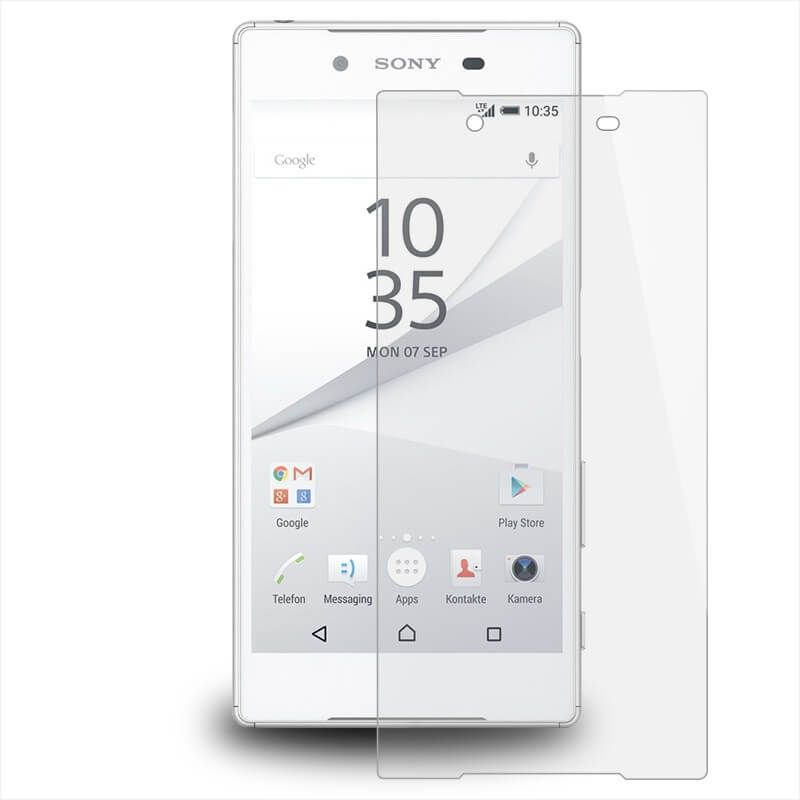 Sony Xperia Z5 Tempered Glass Screen Protector Film Hd Explosion Proof 9h Glass Protect Your Lcd From Damage And Scratches With Mit Bildern Sony Xperia Smartphone Sony