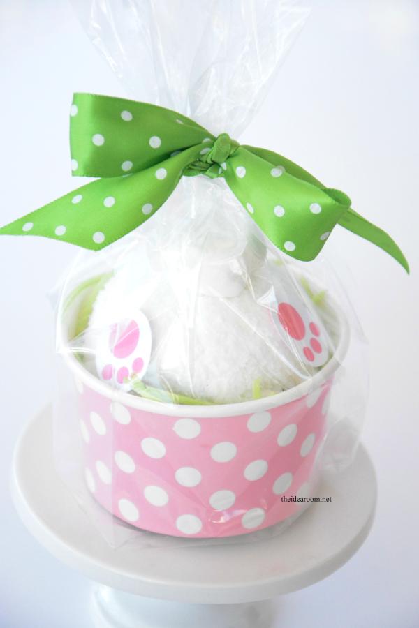 Easy DIY Easter Bunny Treats