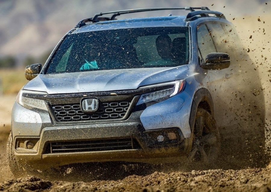 The 2021 Honda Passport is essentially a slightly smaller, 5 seater variant of Honda's largest SUV, the Pilot, but by no means is it small, in fact, the Passport is one of the biggest 5-seat mid-size SUV on sale and is a rugged offering that is a well-rounded package with plenty to features on offer. #carindigo #usacars #hondacars #hondapassport #usa #blaclivesmatter #passport #suv #auto #cars #news #automotive
