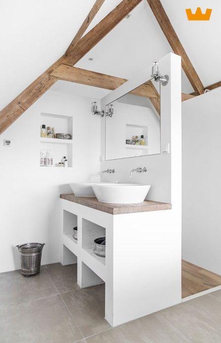 explore open bathroom attic bathroom and more - Open Bathroom Decorating