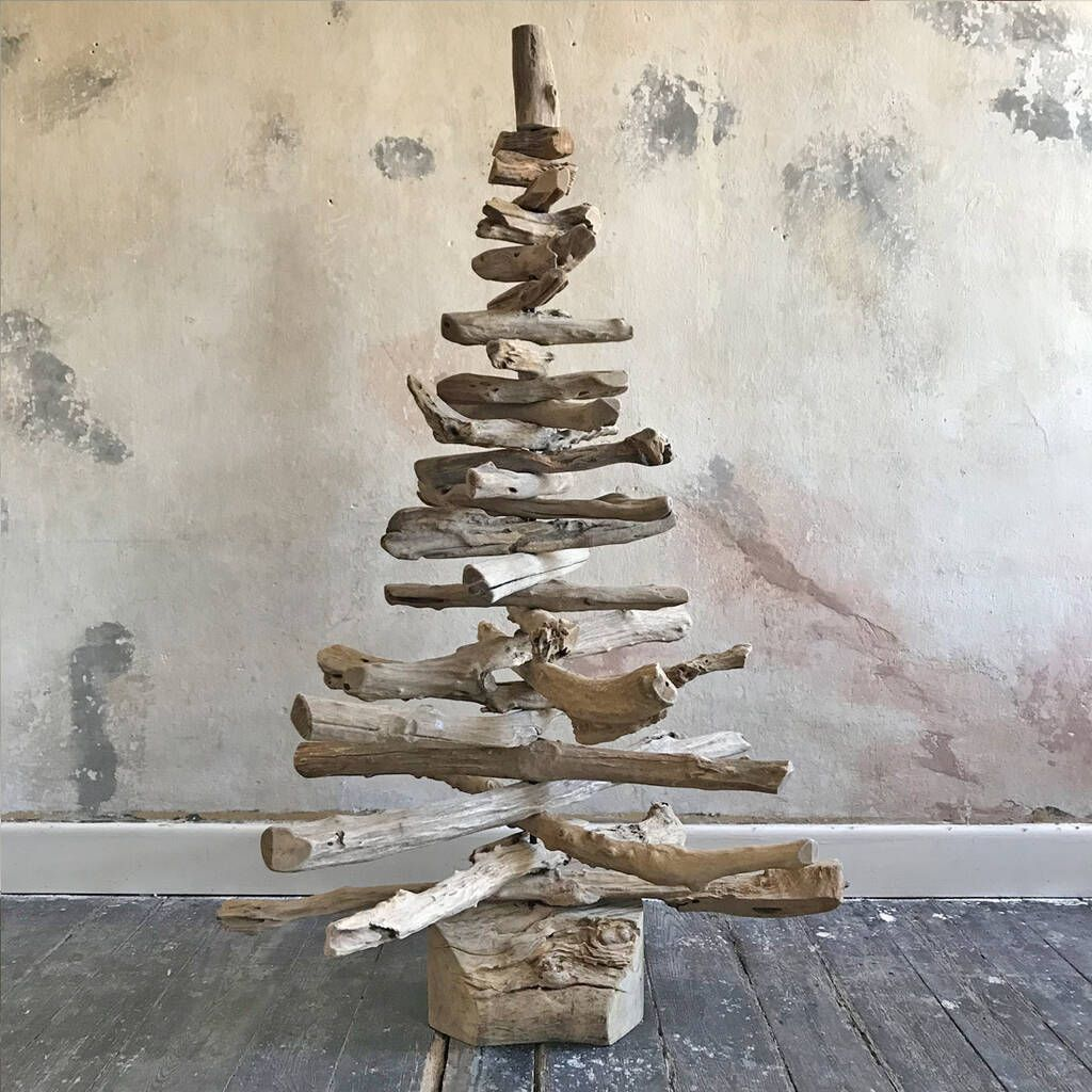 5ft And 6ft Driftwood Christmas Trees | Driftwood ...