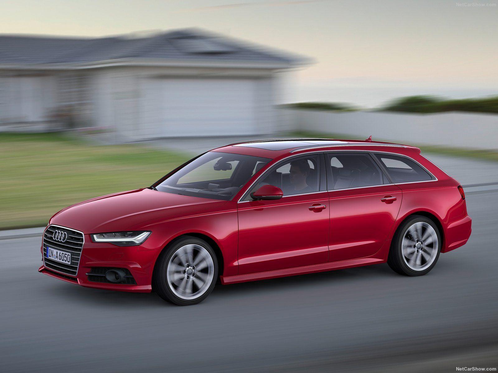 Kelebihan Audi A6 Avant 2017 Harga