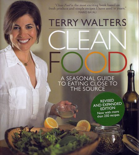 The 6 hottest healthy cookbooks for fall and beyond basic clean food cookbook by terry walters forumfinder Gallery
