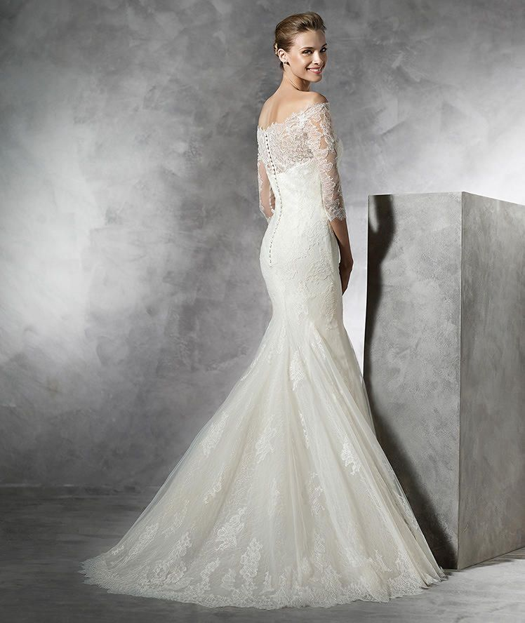 Bellamy by Pronovias | Bridal Gown | Available at LuLu\'s Bridal ...