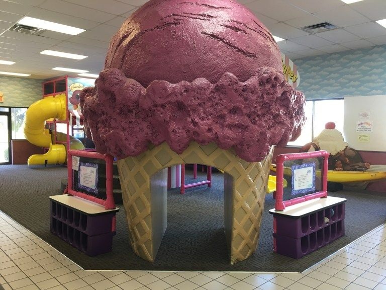 Graeter S Indoor Scoops And Chutes Playground Playground Indoor Scoops