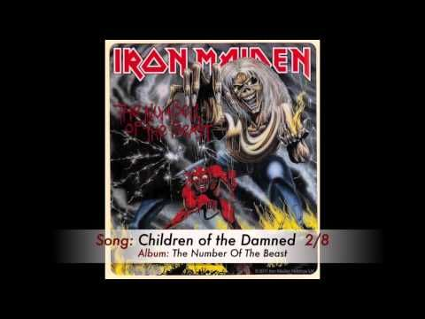 Iron Maiden Children Of The Damned Hd Youtube Iron Maiden