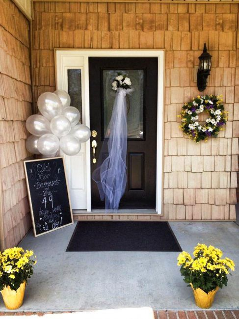 11 Awesome Simple Wedding Decorations For House | Wedding Decorations On A Budget