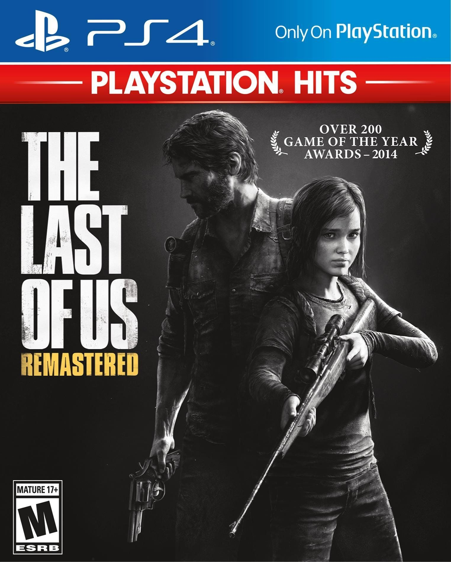 The Last Of Us Remastered Ps4 Last Of Us Remastered