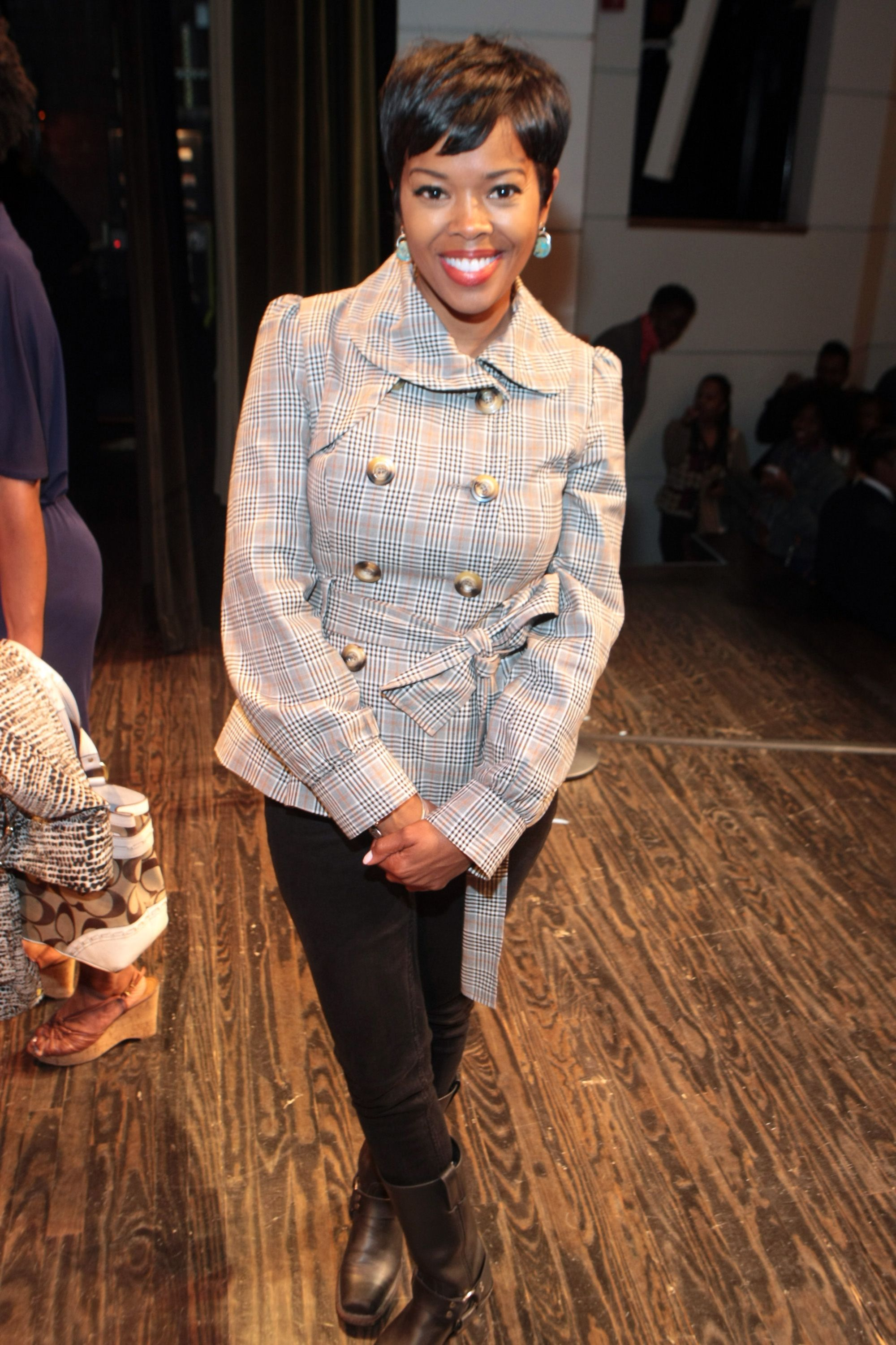 malinda williams short hair google search 2015