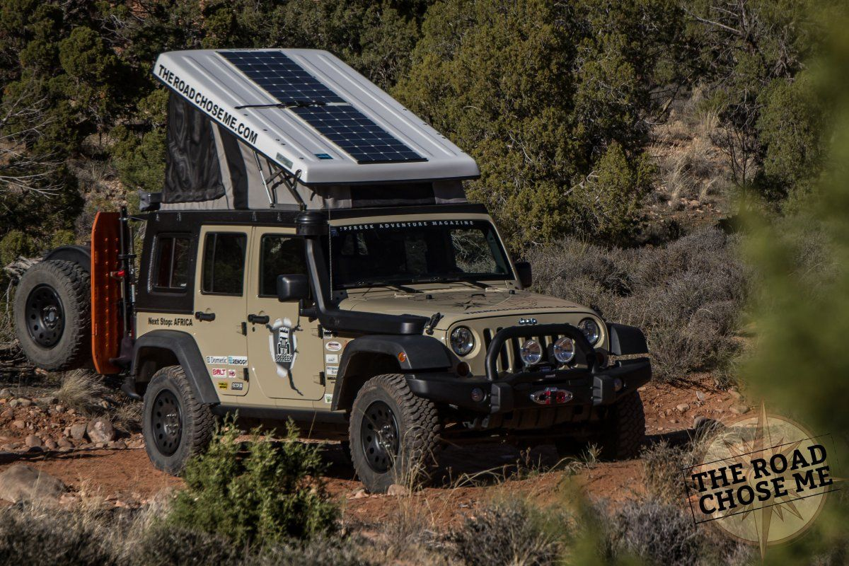 I Transformed My Jeep Into A Moving House To Travel Africa For 2 Years Here S What It Was Like To Build Jeep Wrangler Rubicon Jeep Wrangler Camper Jeep Wrangler