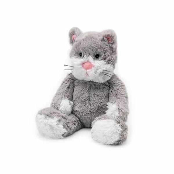 "Warmies® 9"" Junior Cat Stuffed animal cat, Plush animals"