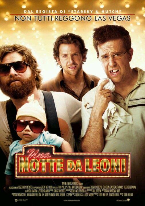 Una Notte Da Leoni Una Notte Da Leoni Film Divertenti Film