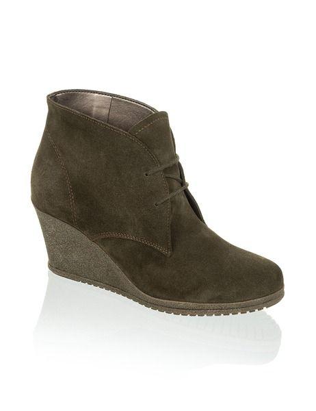 Esprit Clea Lu Bootie Beige Gratis Versand Schuhe Boots