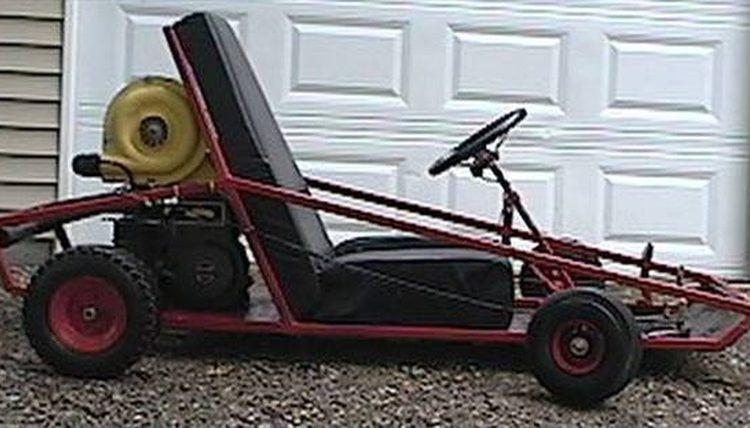 Make Your Own Go Kart Go Kart Homemade Go Kart Go Kart Plans