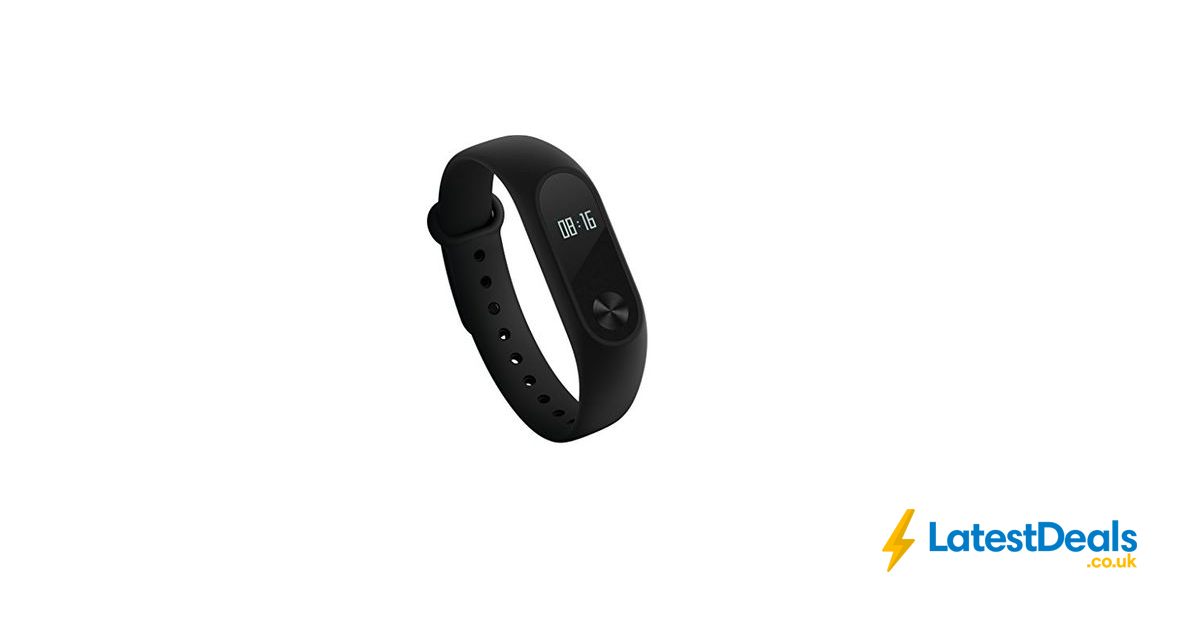 Xiaomi Mi Band 2 Smartwatch OLED/Bluetooth/Android 4 4/iOS 7 0