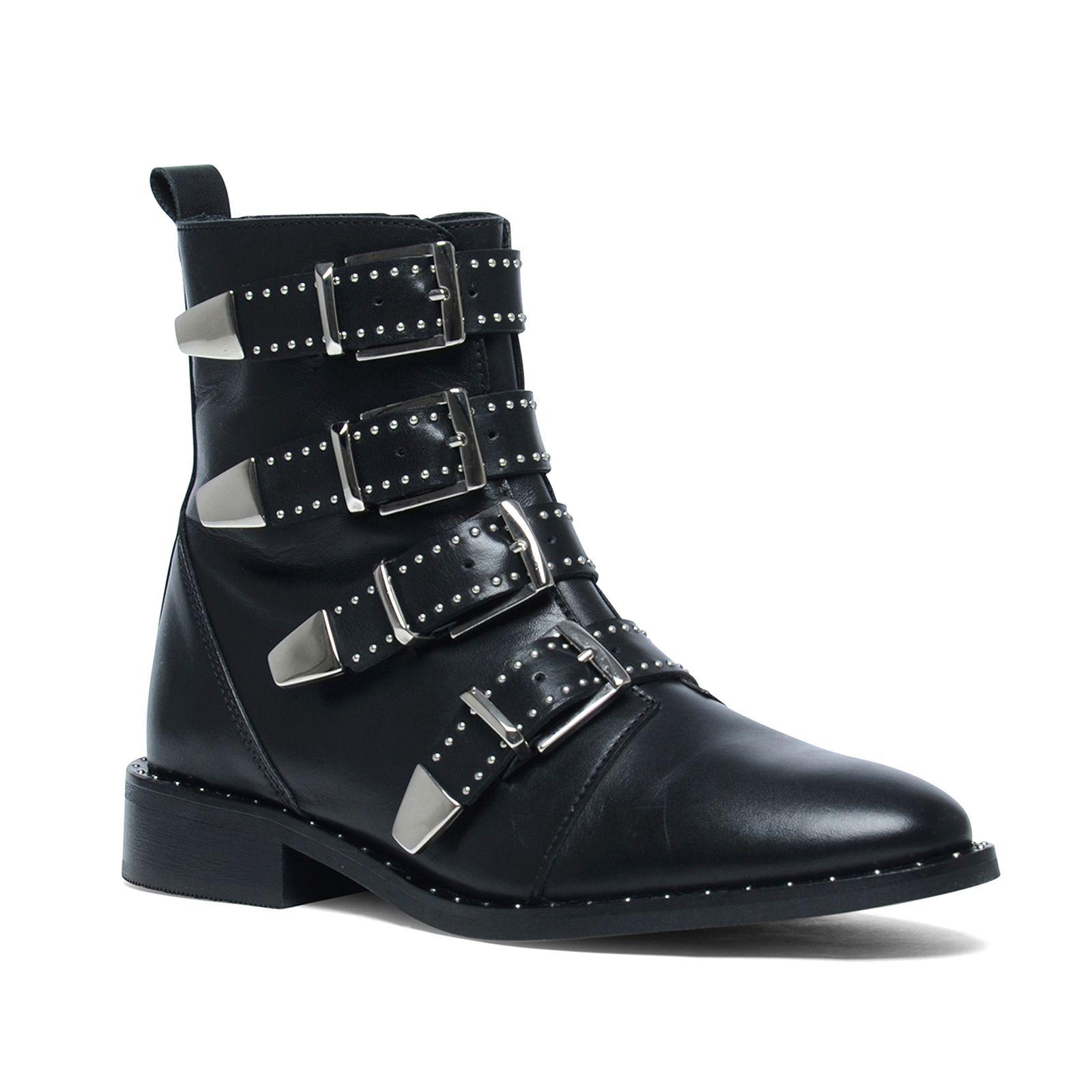 BouclesPassion Avec Bottes Motardes Boots pSLMVUGqz