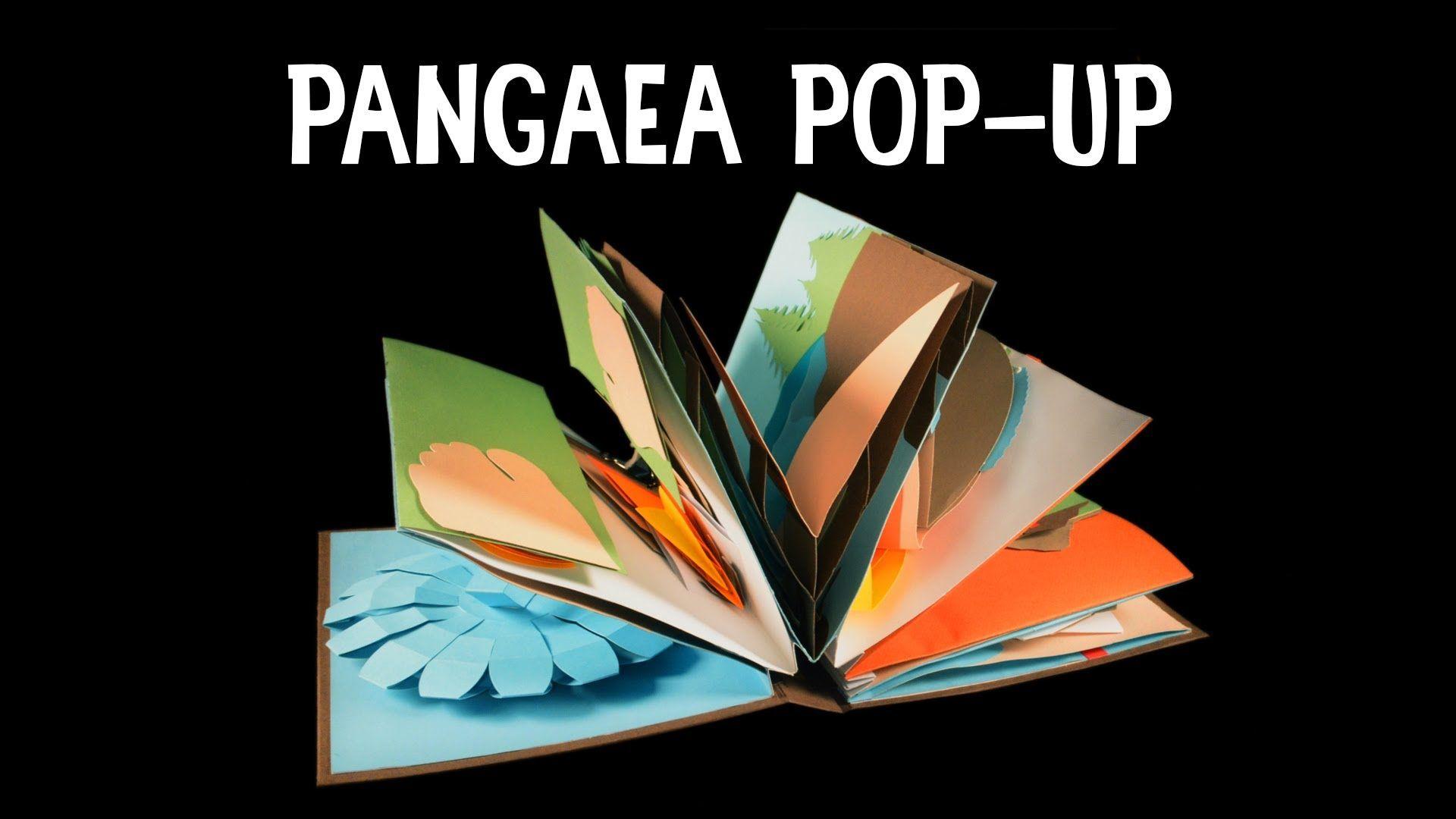 The Pangaea Pop Up