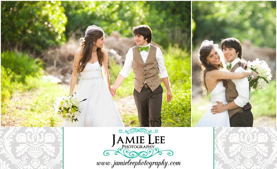 Cape Coral Yacht Club Ballroom   Cape Coral Wedding Photographer   Jamie Lee Photography   Romantic Bride and Groom Portrait in Tall Grass   Patty's Flower Shop
