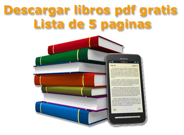 descargar libros completos gratis en español