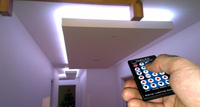 Zone control over rgb led tape house general pinterest led zone control over rgb led tape aloadofball Choice Image