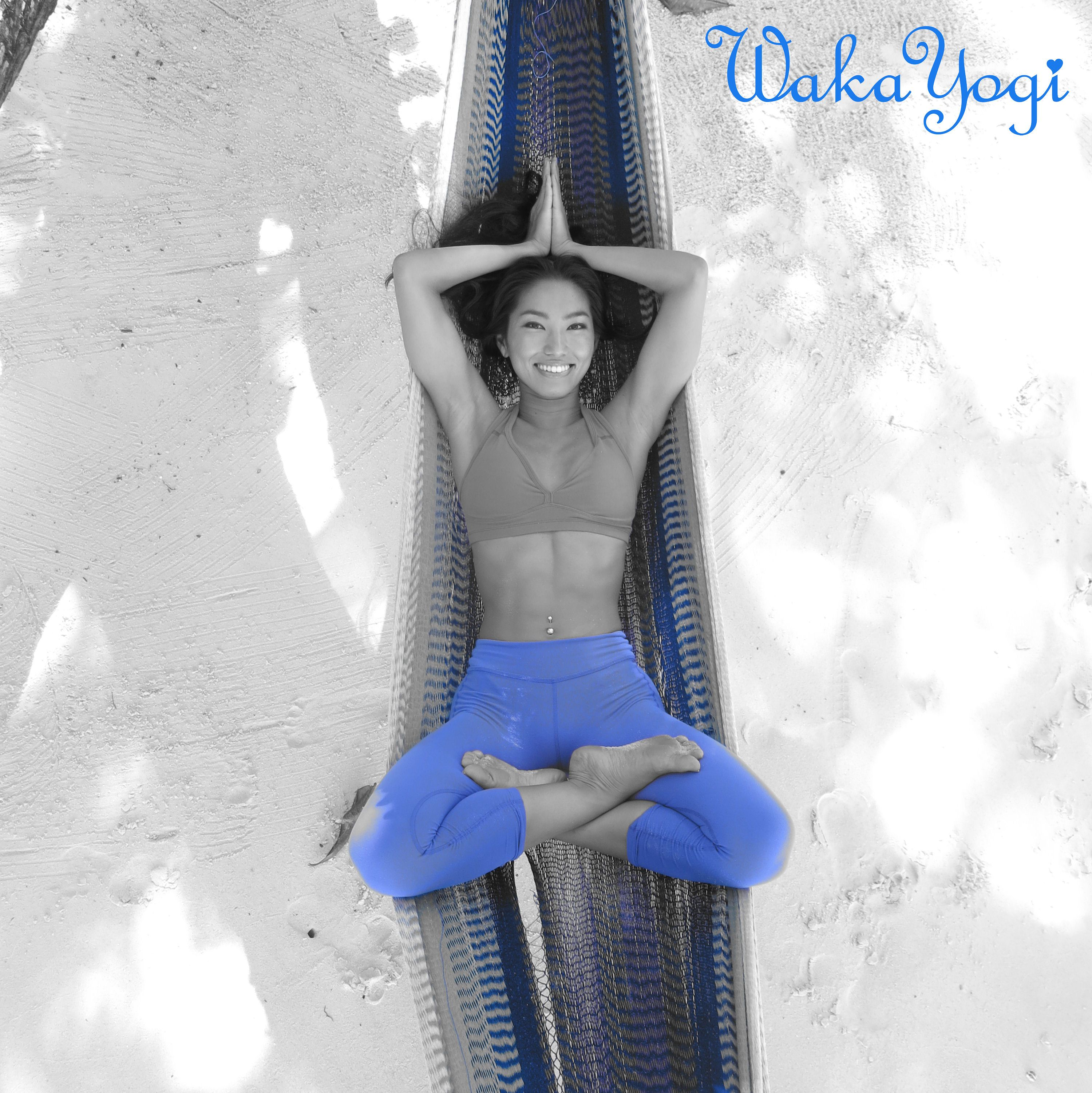 Reclining Lotus pose....in a hammock!  sc 1 st  Pinterest & Reclining Lotus pose....in a hammock!! | Waka Yogi | Pinterest ... islam-shia.org