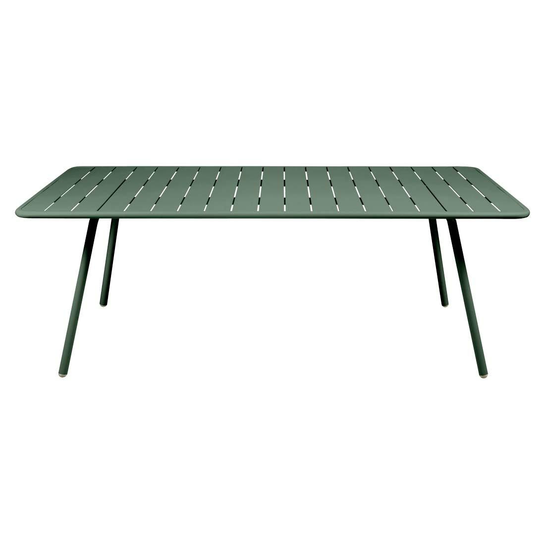 Fermob Luxembourg Table 81 X 39 Metall Esstisch Gartentisch