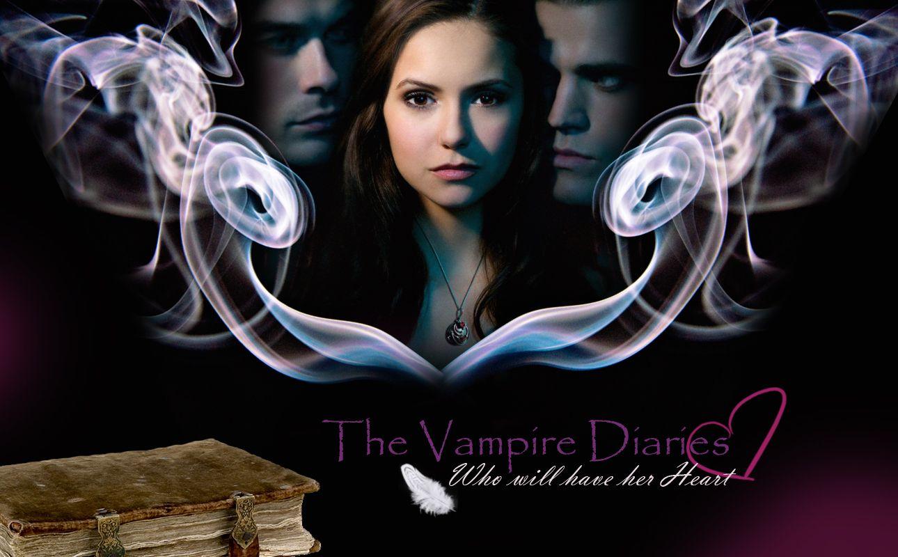 Смотреть дневники вампира картинки с надписями