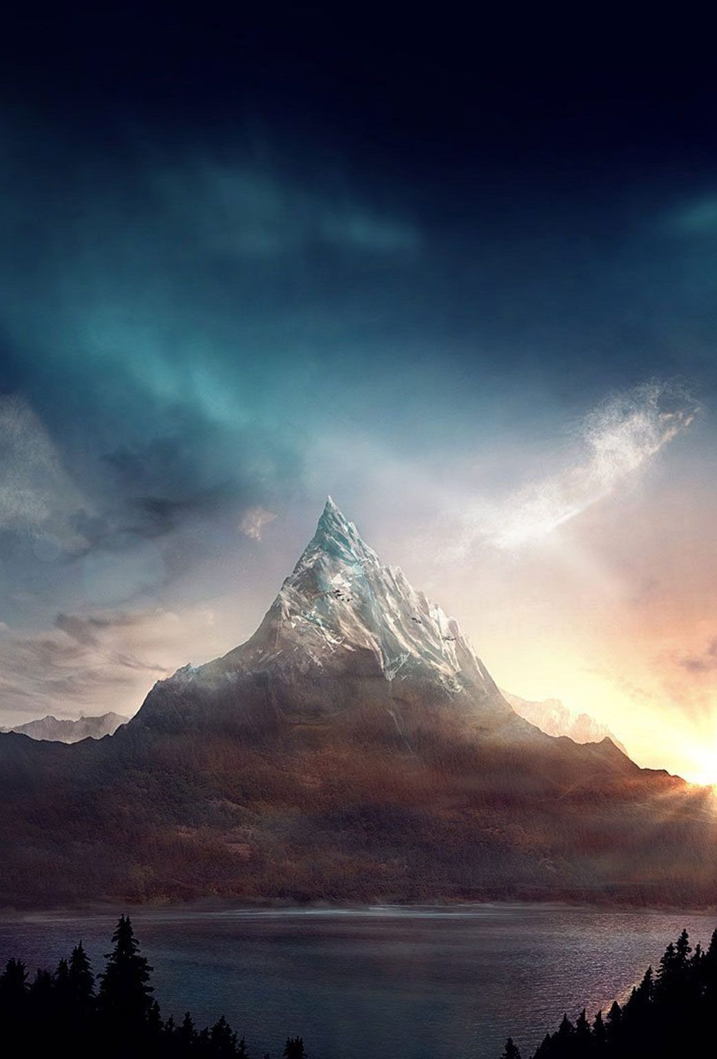 Parallax Wallpapers Com The Hobbit Beautiful Nature Lord Of The Rings