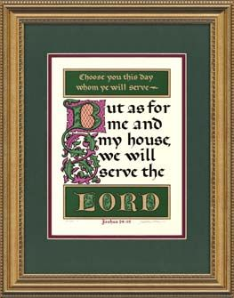 """Nehemiah 8:10 Silk-screen """"The joy of the Lord is your strength."""" Acid-free, archival quality print, signed and numbered by artist Jonathan Blocher. Fade-proof inks containing genuine pigments."""