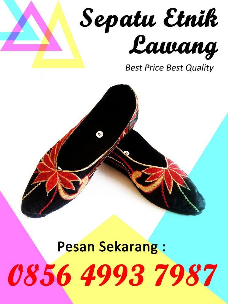 Sepatu Bordir, Sepatu Bordir Malang Kota Malang Jawa Timur
