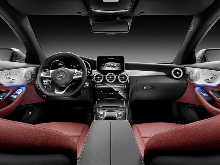 2016 Mercedes Benz C Class Coupe With Images Mercedes C Class