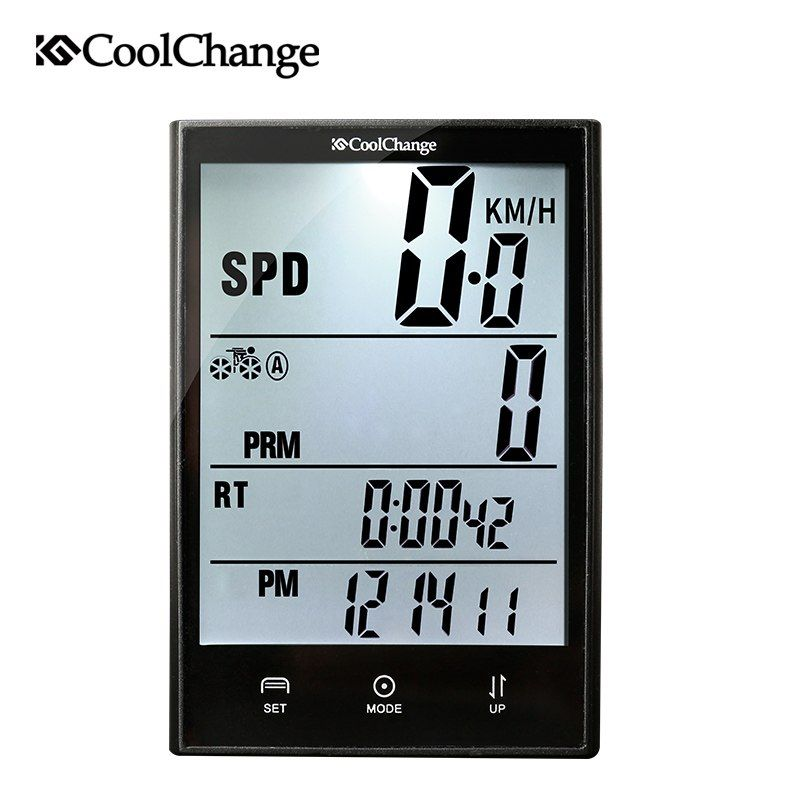 Coolchange Wireless Bike Computer Price Us 15 00 Free