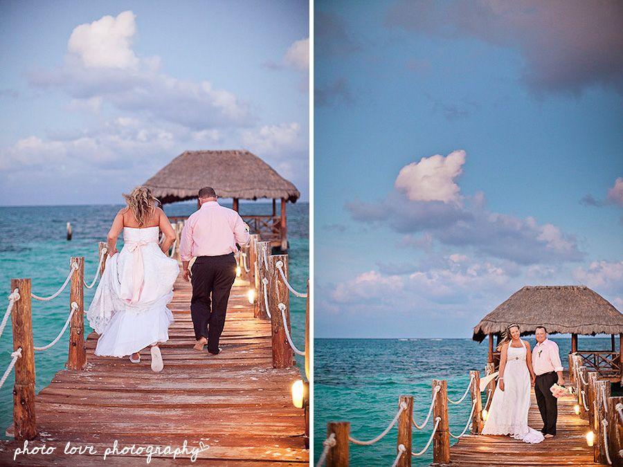Azul Beach Resort Riviera Maya Mexico Wedding Photographer