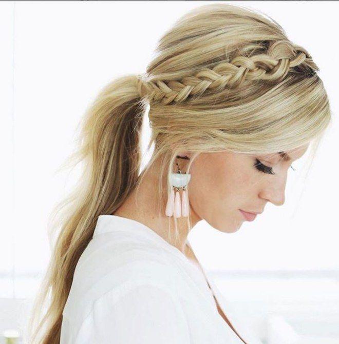 Pin Auf Trendfrisuren Schone Haare