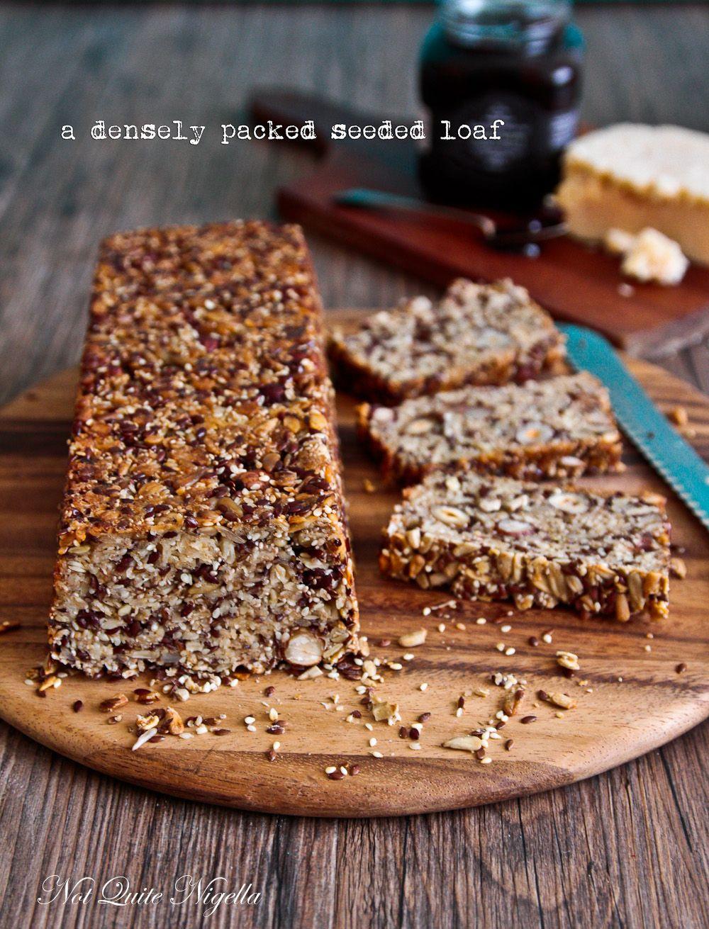 recipe: sesame seed bread recipe [28]