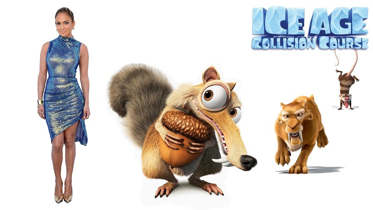 Ice Age Collision Course 2016\