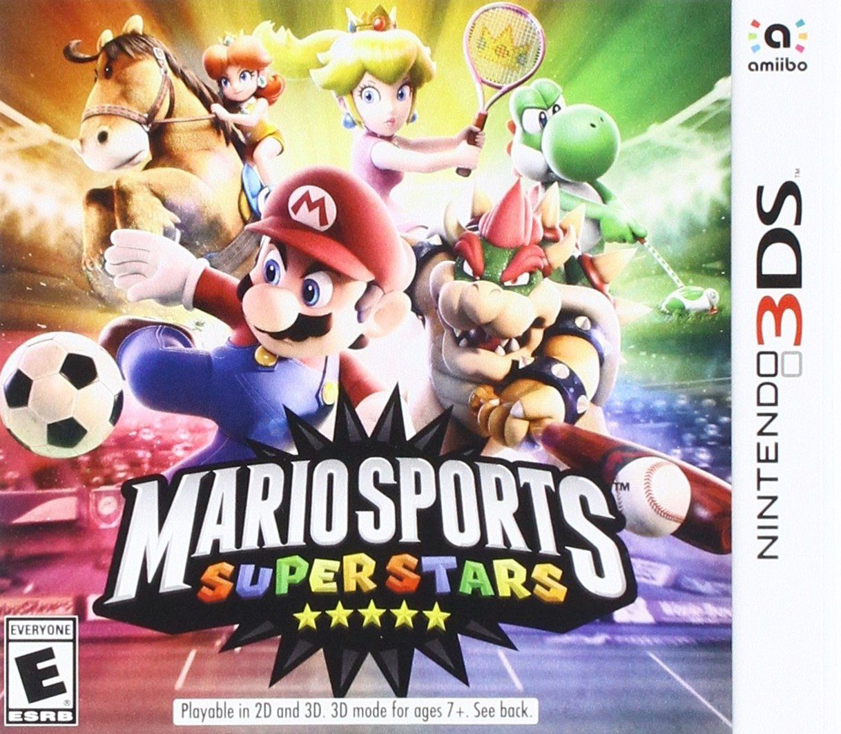 Mario Sports Superstars Mario sports superstars