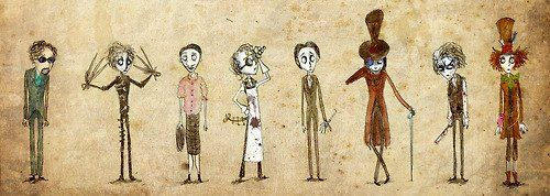 The many characters of Johnny Depp